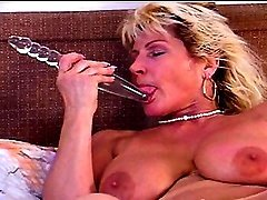 Stacked MILF Renate Darkish Dicked In Butt