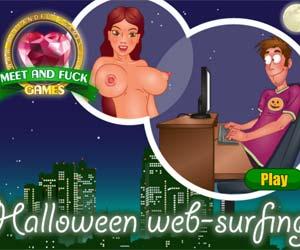 Halloween Gear Surfing
