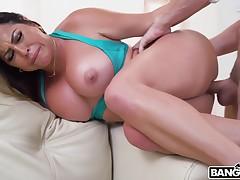 Julianna Vega - Wide Latin babe Anus