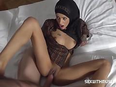 Hijab Muslim Scenario #34 With Sandra Soul