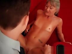 Stepmom Has intercourse Teen Son On Prom Night And Takes His Virginity - Leilani Lei - Extreme Milf Leilani