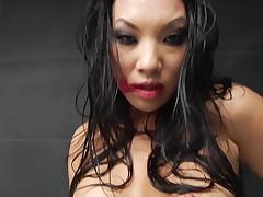 Asa Akira is Insatiable passionate slut.