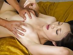Fantastic Japanese model Sara Yurikawa in Hottest JAV uncensored MILFs movie scene