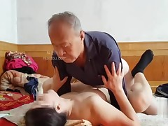 Old Chinese at a slut