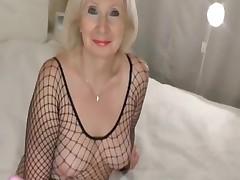 Wild homemade Mature, Nylons porn episode
