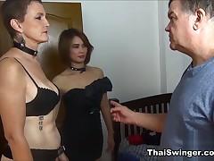 Discipline of Slutwife D - ThaiSwinger