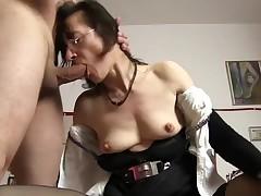 German Mature Sexual act