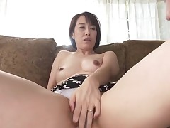 Clammy japonese mamma in law 0520