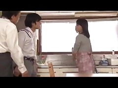 japan frustrating mamma creampie
