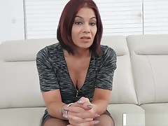Realy Valuable Step-mom Ryder Skye Fuck Stunning Her Son