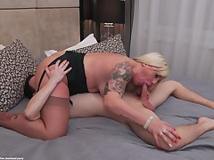 Christie Dominant (eu) (49) - This Raunchy And Untraditional Milf