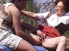 84 years old mother I'd like to fuck dug by stepson