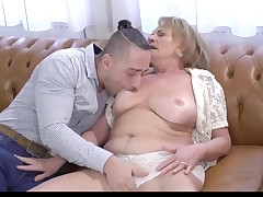 Hottest Granny, Squirt fucking clip